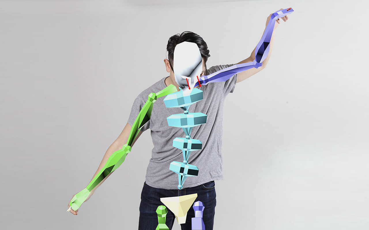 Exemplary application video for ergonomics optimization through body posture recognition in cooperation of man and machine:  YouTube-Link