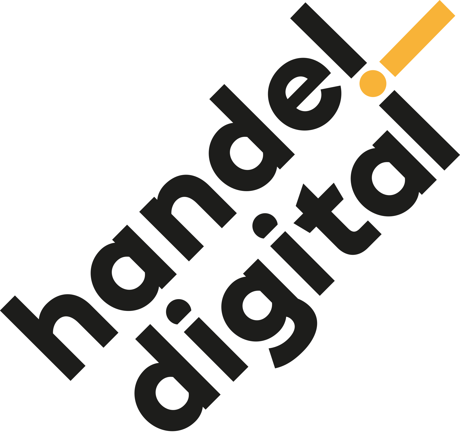 Handel Digital 1. Digi-Level der Digitalisierung