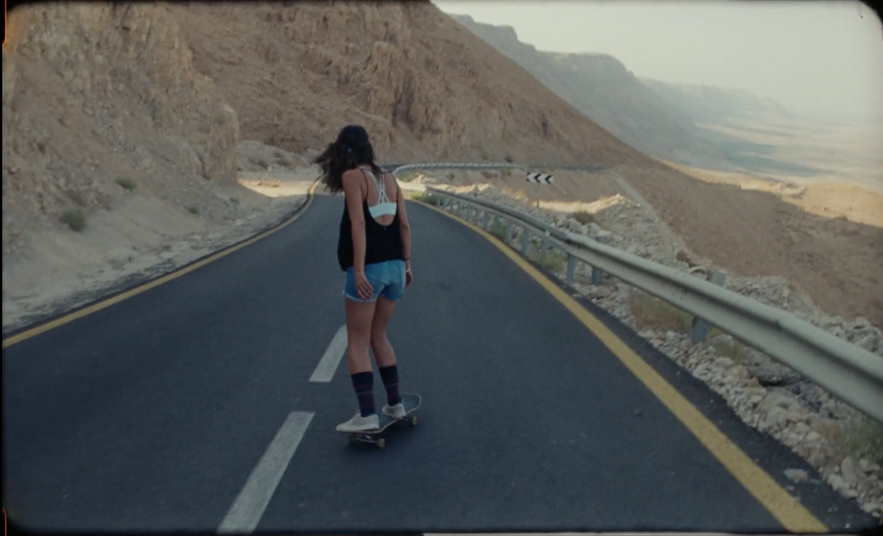 Love The Time (Short) / Director Yoni Lappin - Creative Researcher Jody Elizabeth Nolan