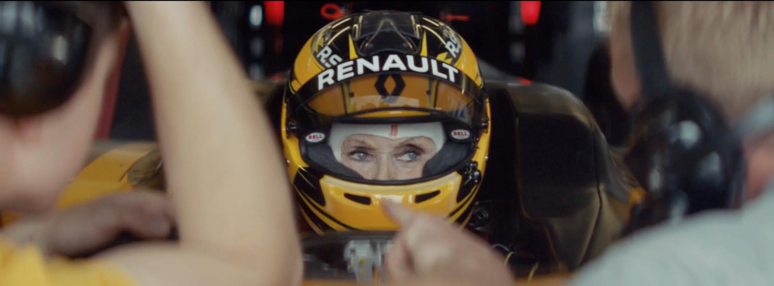 Renault / Director Michel + Nico - Creative Researcher Jody Elizabeth Nolan