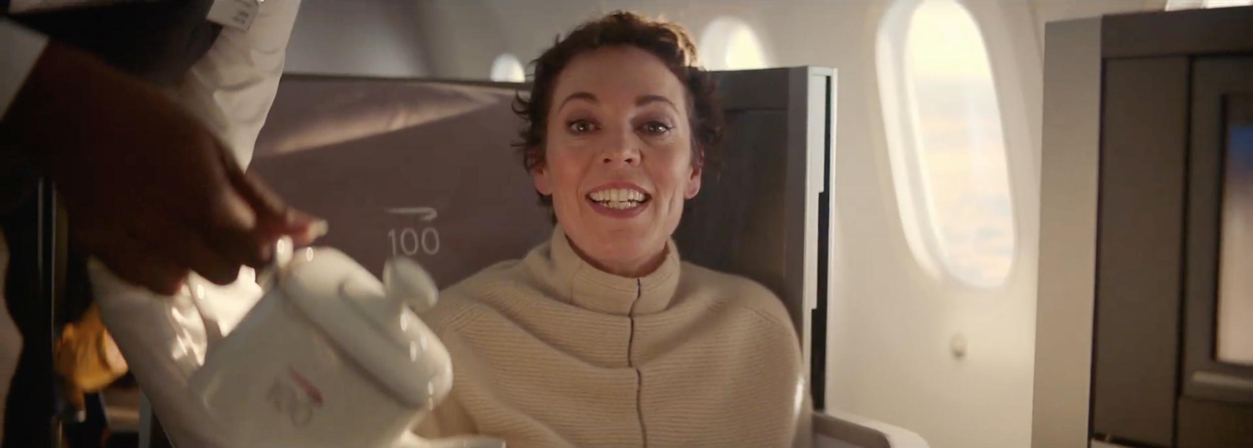 British Airways / Director Tom Tagholm - Creative Researcher Jody Elizabeth Nolan