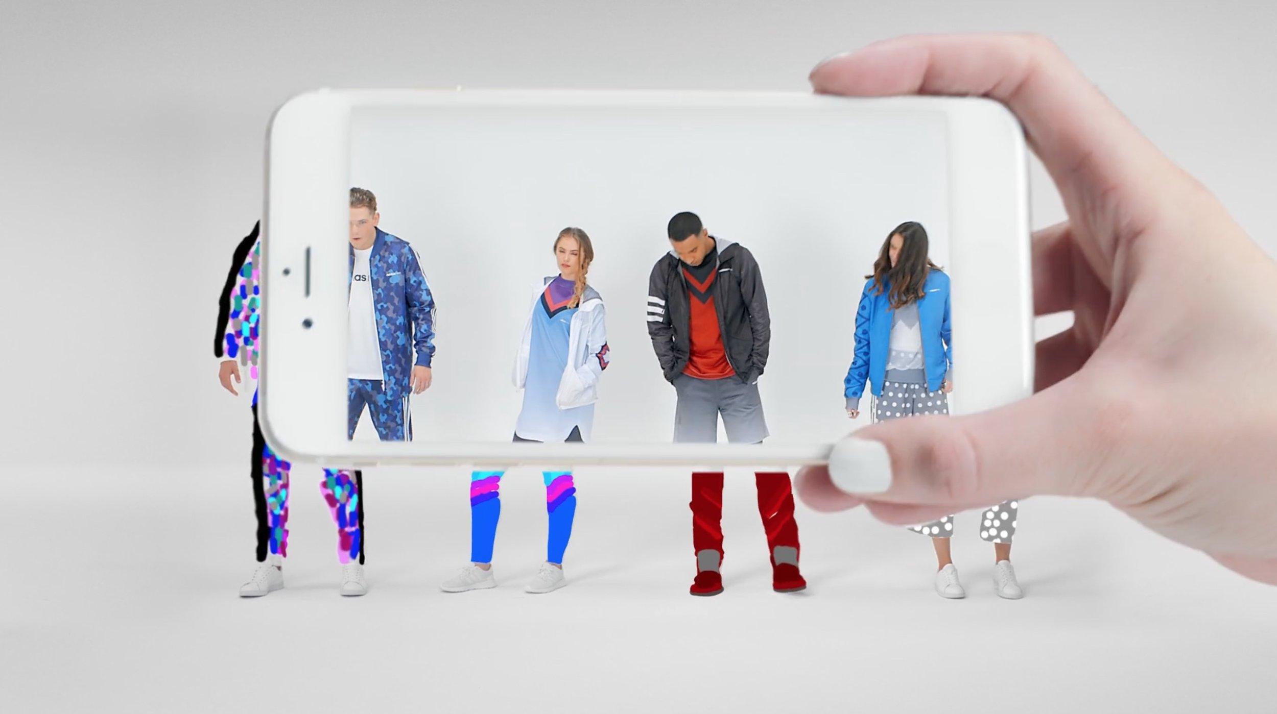 Adidas / Director Eshan - Creative Researcher Fran Odim-Loughlin