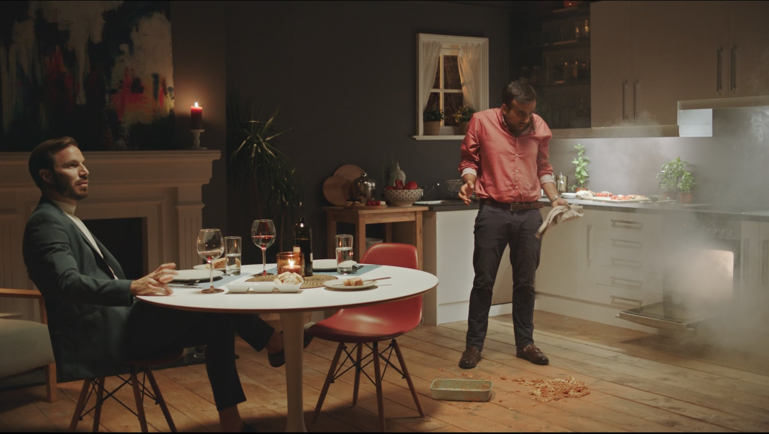 Dettol / Director Christopher Hill - Creative Researcher Fran Odim-Loughlin