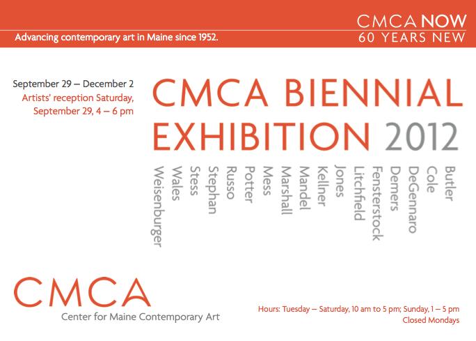 CMCA Biennial