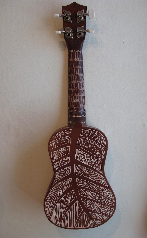 Releaf ukulele 2007