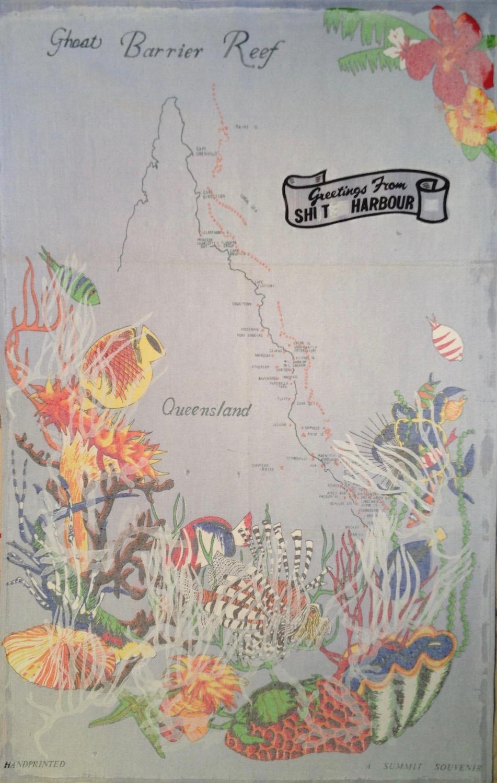 Ghost Barrier Reef