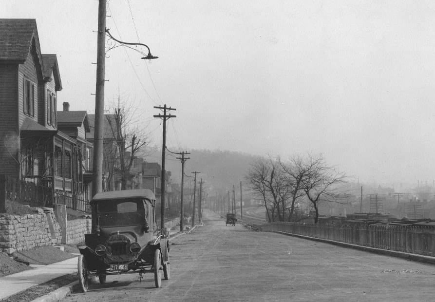 Walworth Avenue in 1929