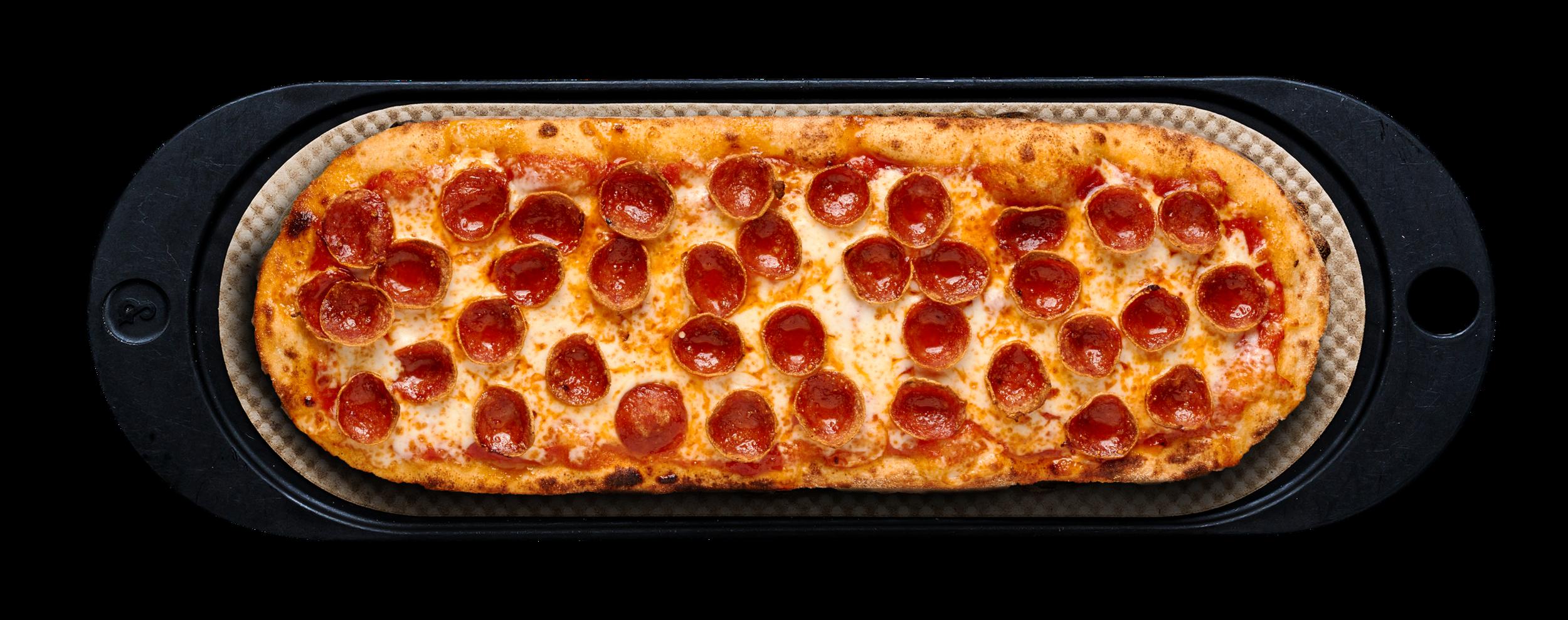 LIL RONI - Classic tomato, shredded mozzarella, pepperoni