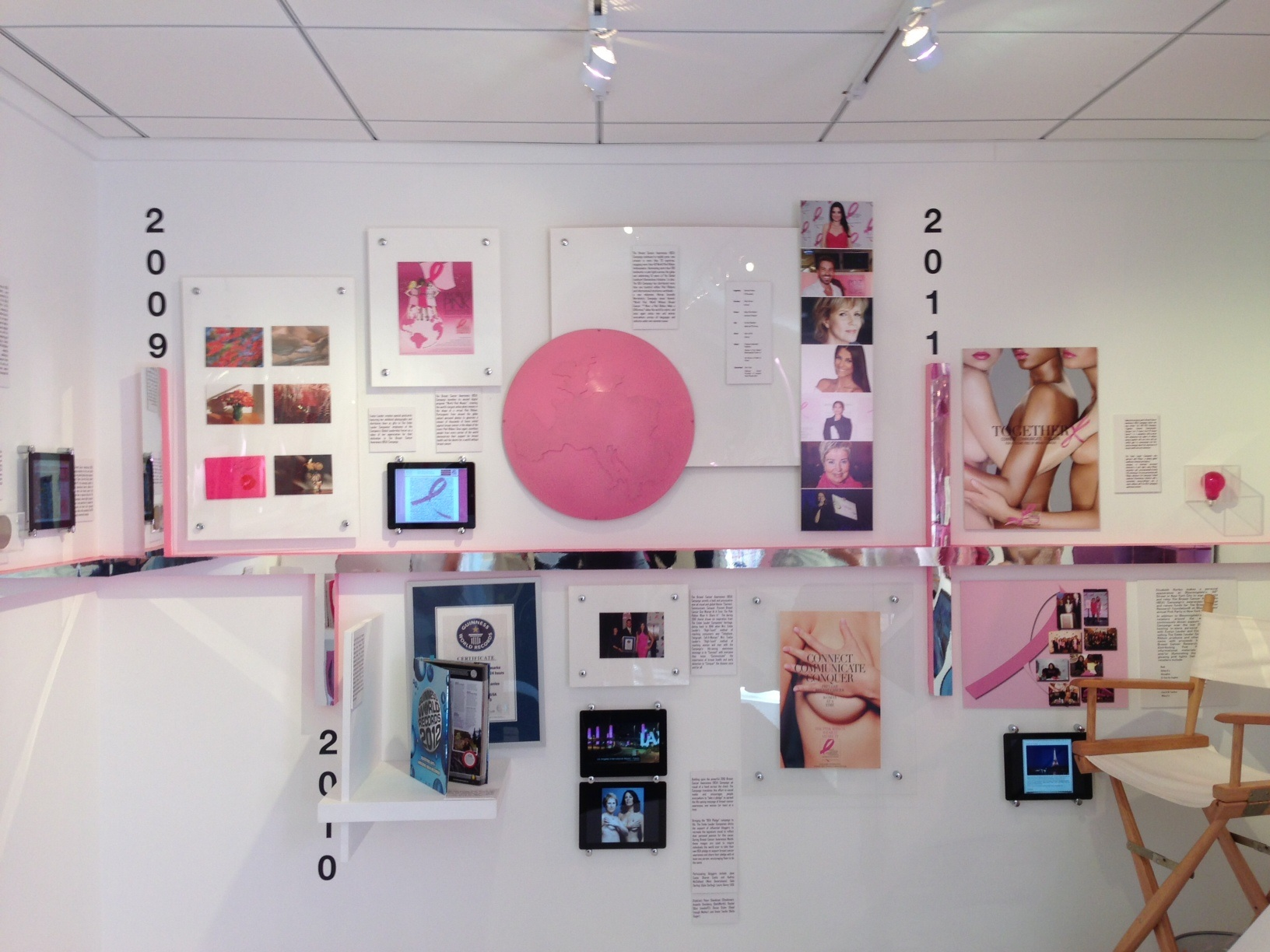Breast Cancer Awareness Activation