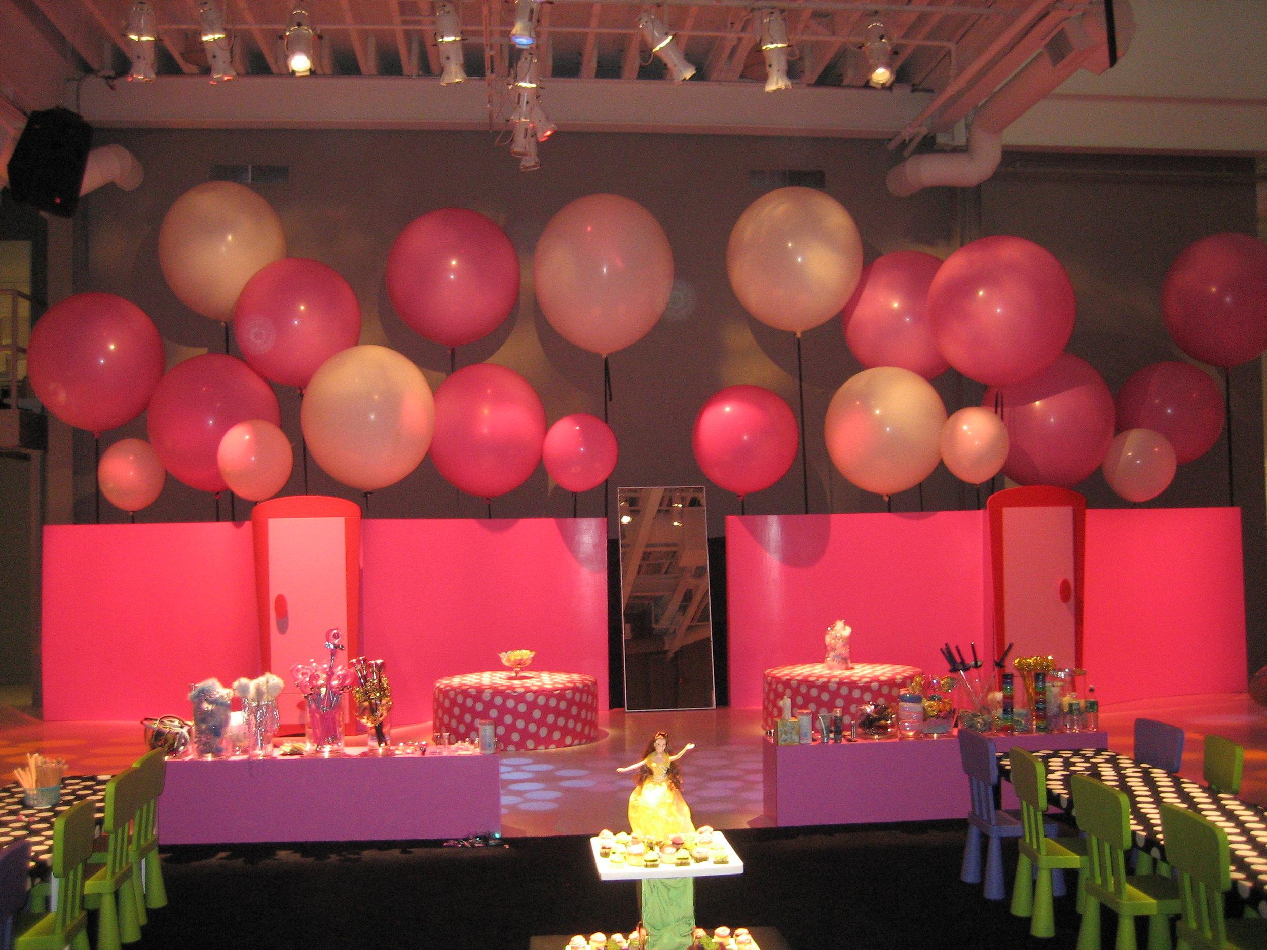 Kids Birthday Balloons