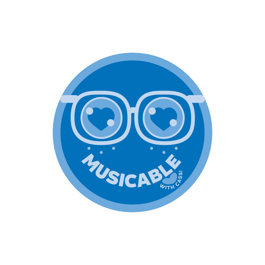 Musicable with Cass podcast (Logo 1)