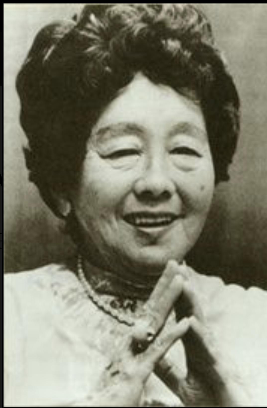 Hawayo Takata -