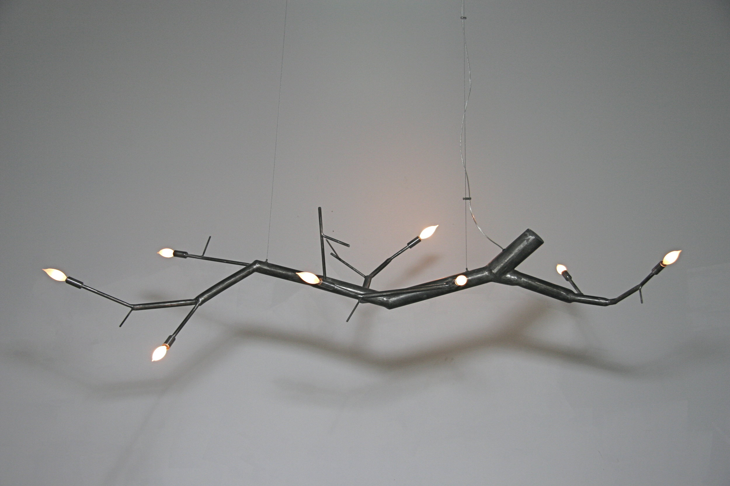 Floating newGROWTH chandelier
