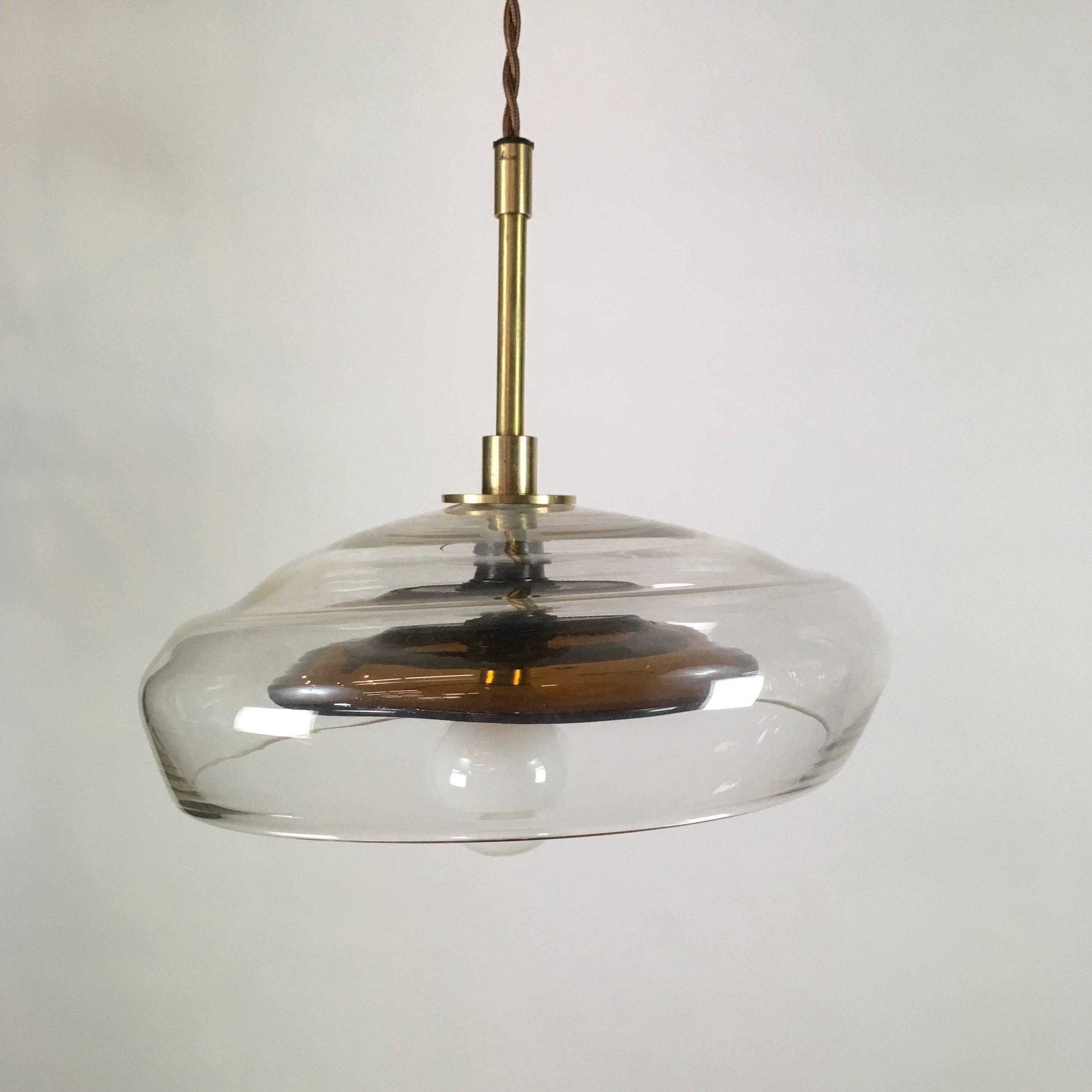 Glass Bubble Pendant