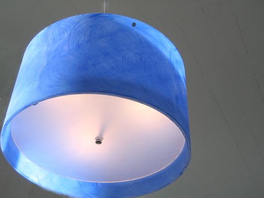 SuperSize Acrylic Pendant