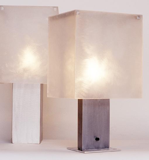 Luxury Box Table Lamps