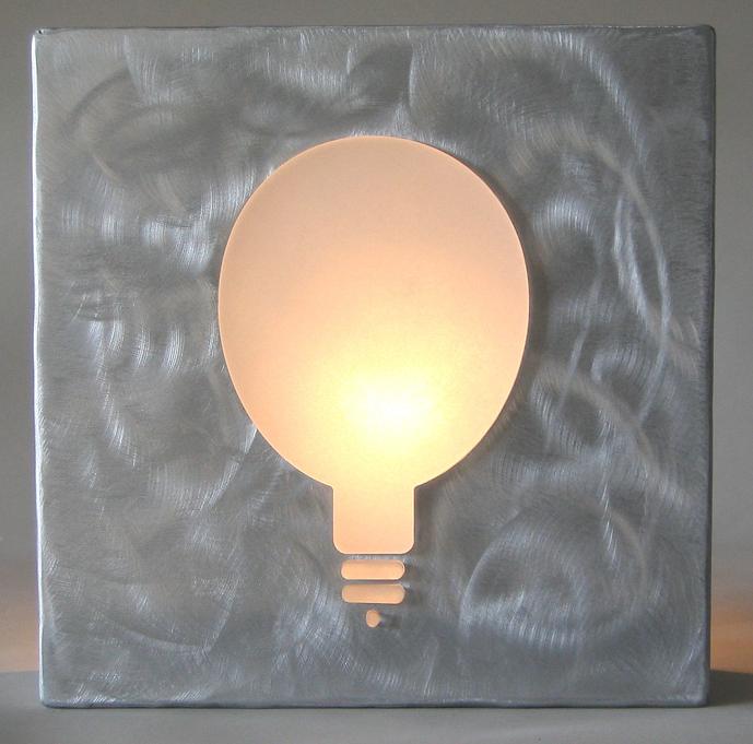 Bright Idea Outdoor Entry Light