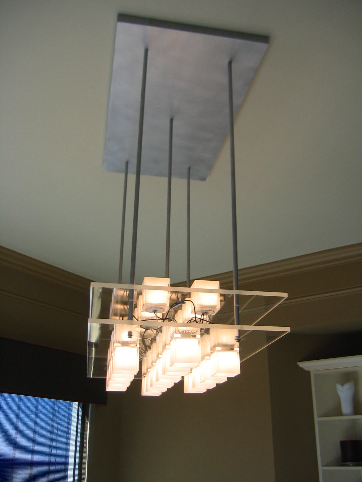Connection Chandelier