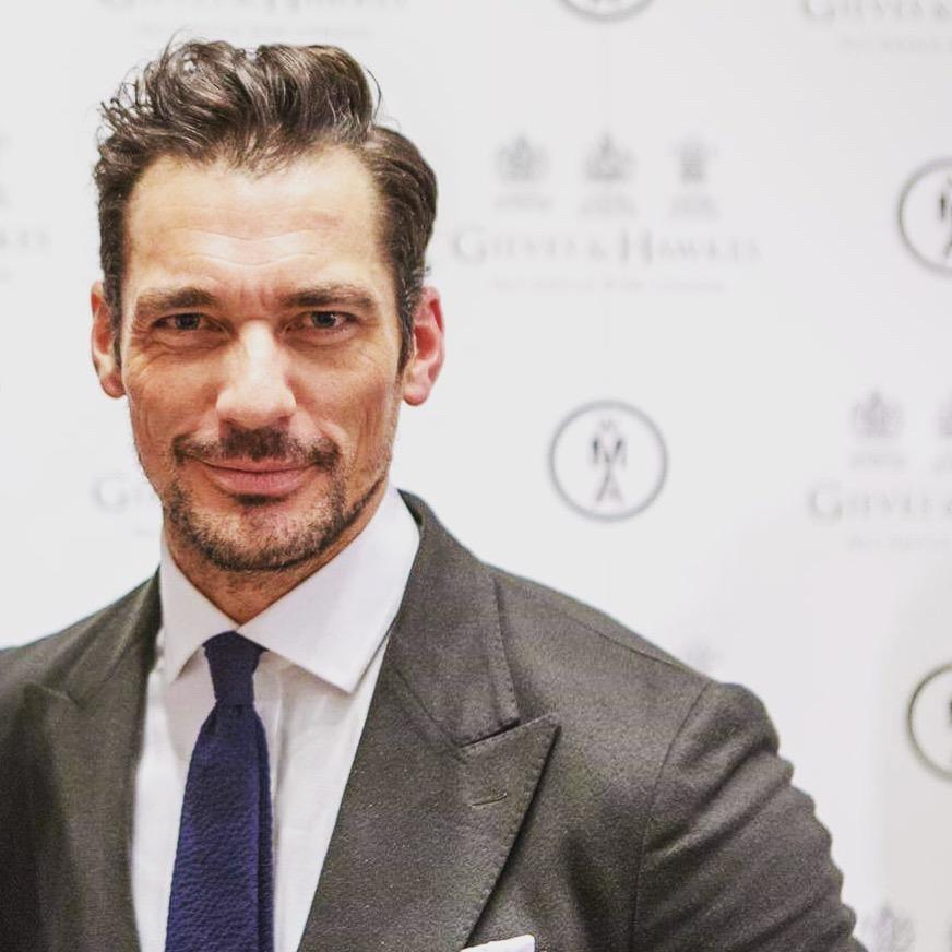 'The Whole Man Academy is a fantastic initiative providing men with the space for open, natural conversations that help build up their mental strength.' - - David Gandy.