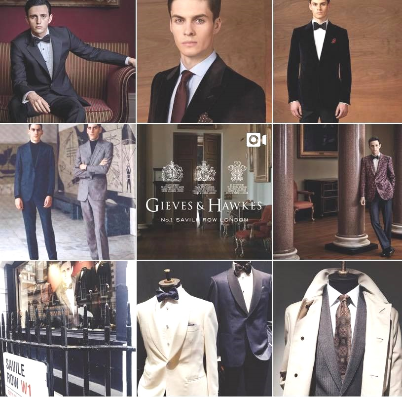 gieves & hawkes - The iconic tailor Gieves & Hawkes have over 200 years of experience creating the finest bespoke garments and are internationally renowned for quality. Holder of three royal warrants and based in the heart of London at No. 1 Savile Row.