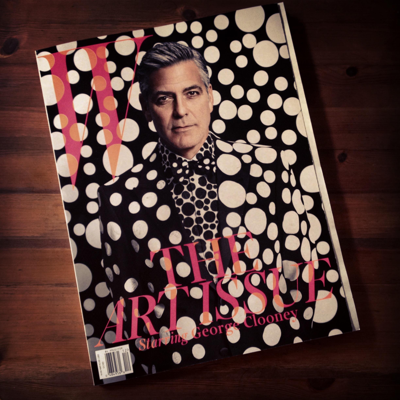 W Magazine Interview