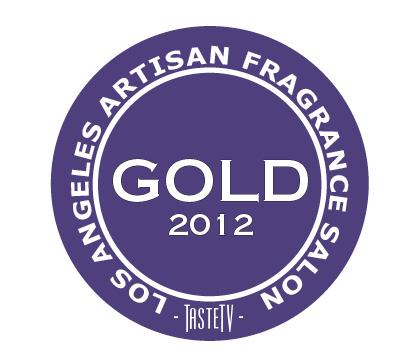 2012 LA Artisan Fragrance Salon - Gold