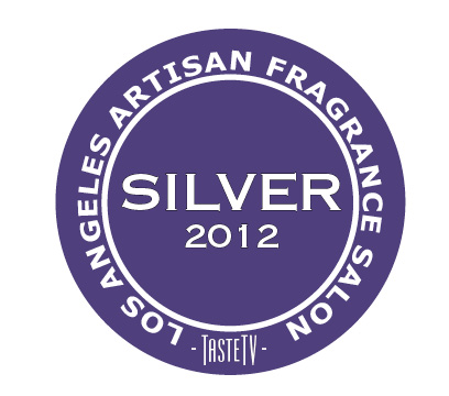 2012 Silver for Best Aroma, Most Seductive Scent