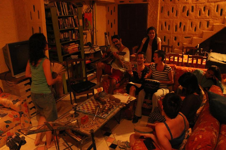 music community social volunteer village eco sustainable alternative