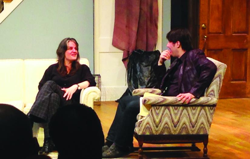 2013: Director Pam MacKinnon