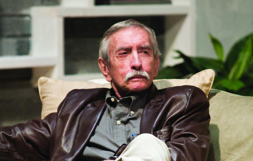 2010: Playwright Edward Albee