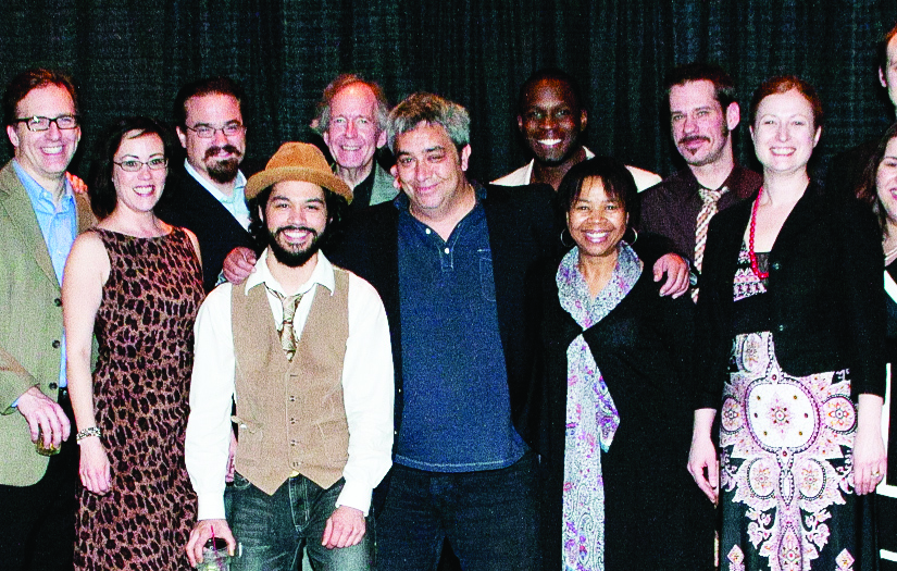 2011: Playwright Stephen-Adly-Guirgis