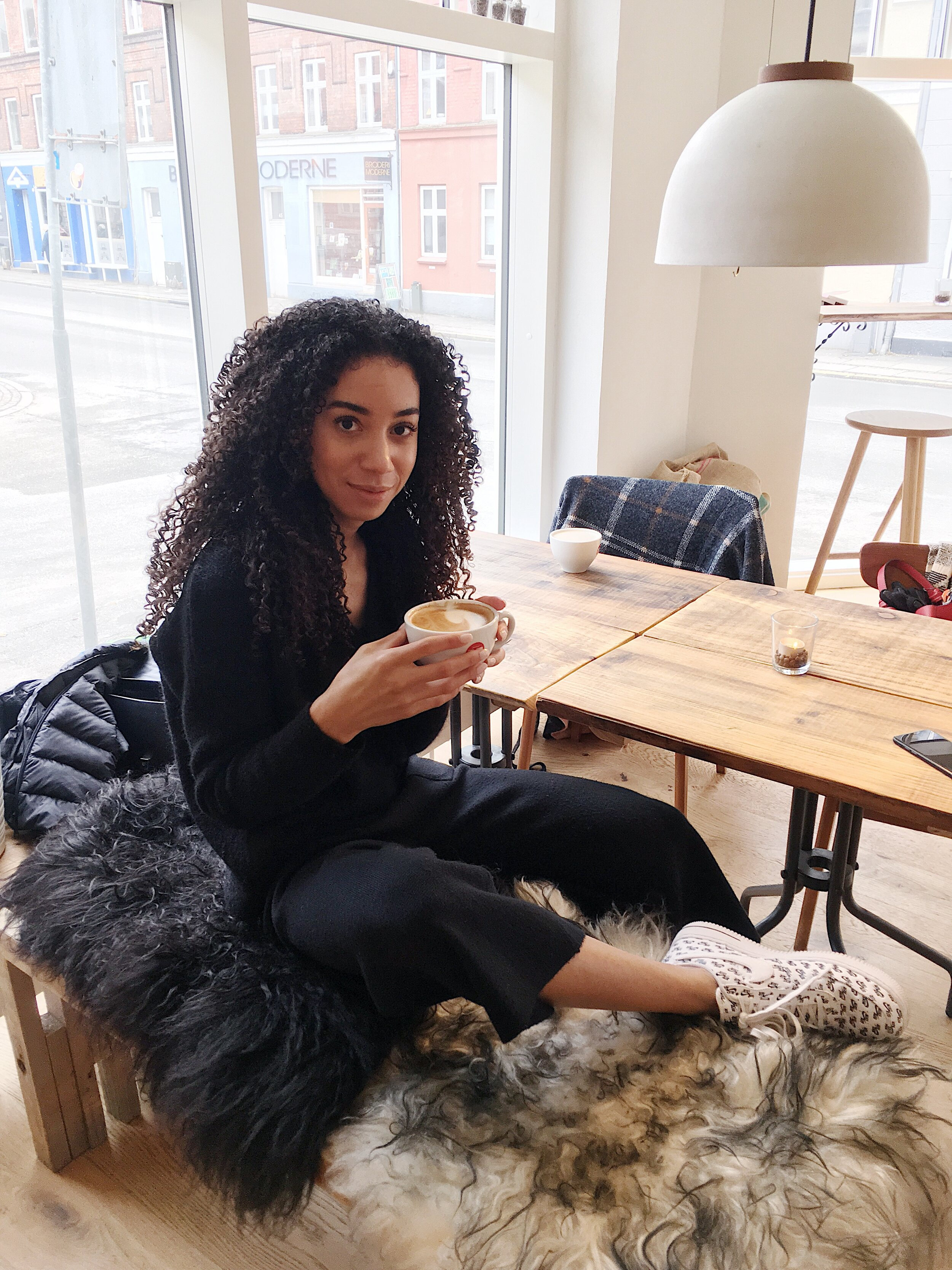 Cosy Arhus winters and cafes