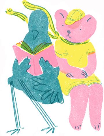 Alex Aldrich Barrett - Children's Book, Editorial