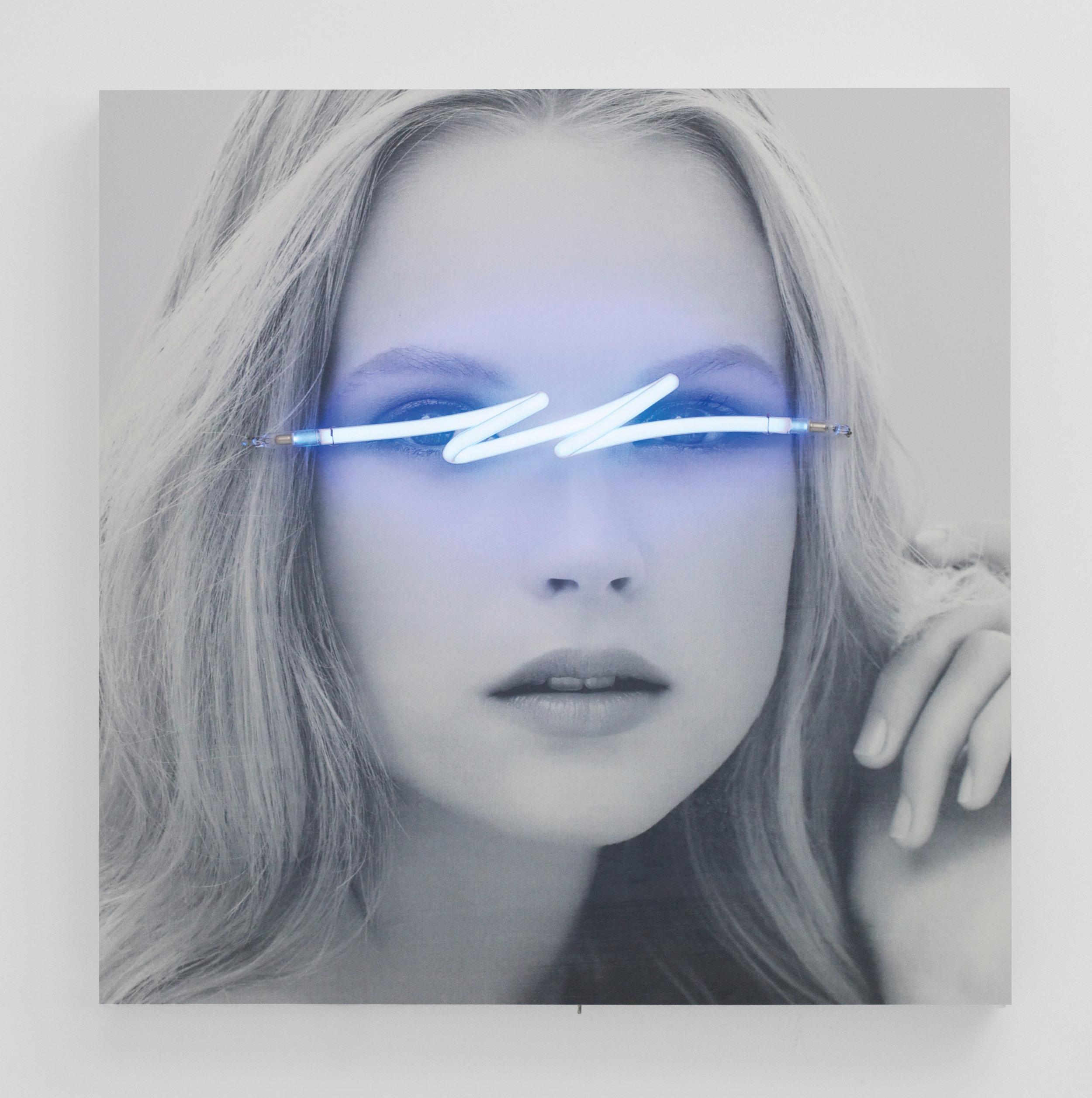 Blindness Light Porcelain Dream, 2017