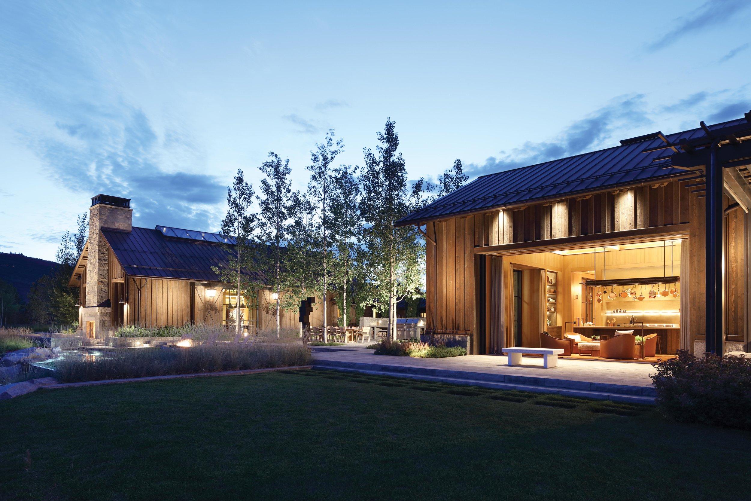 Aspen Residence, Backen & Gillam Architects