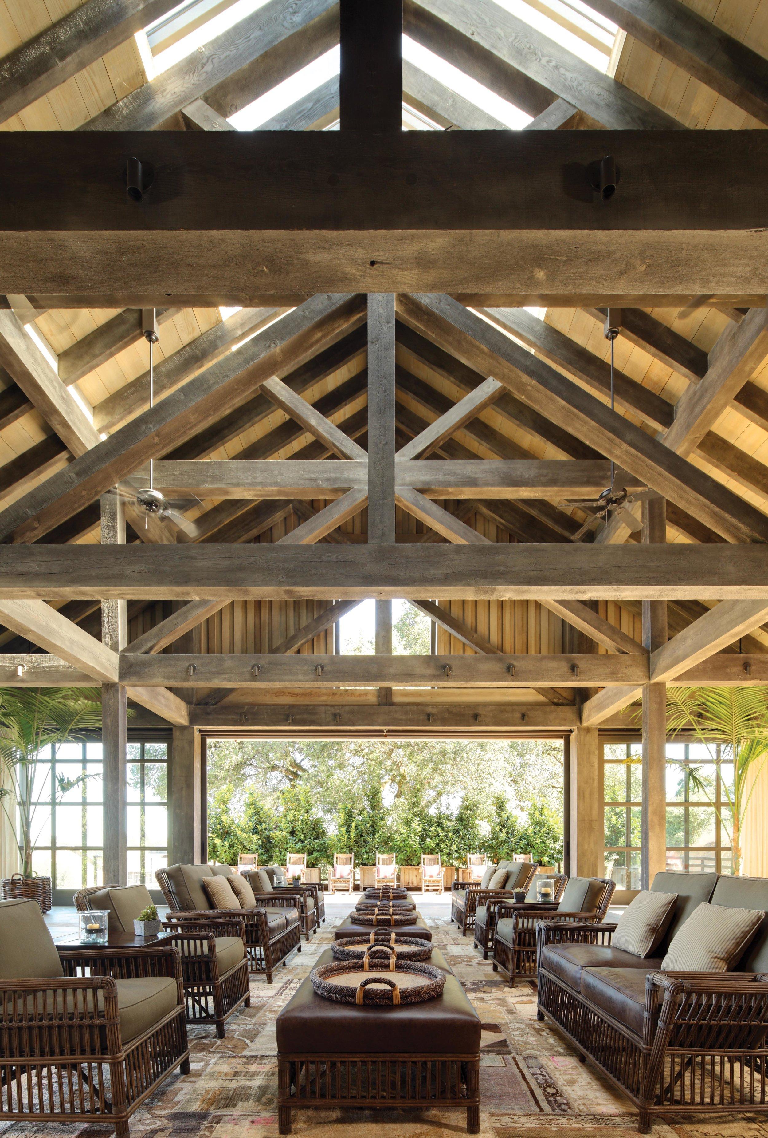 Napa Valley, Reserve, Backen & Gillam Architects