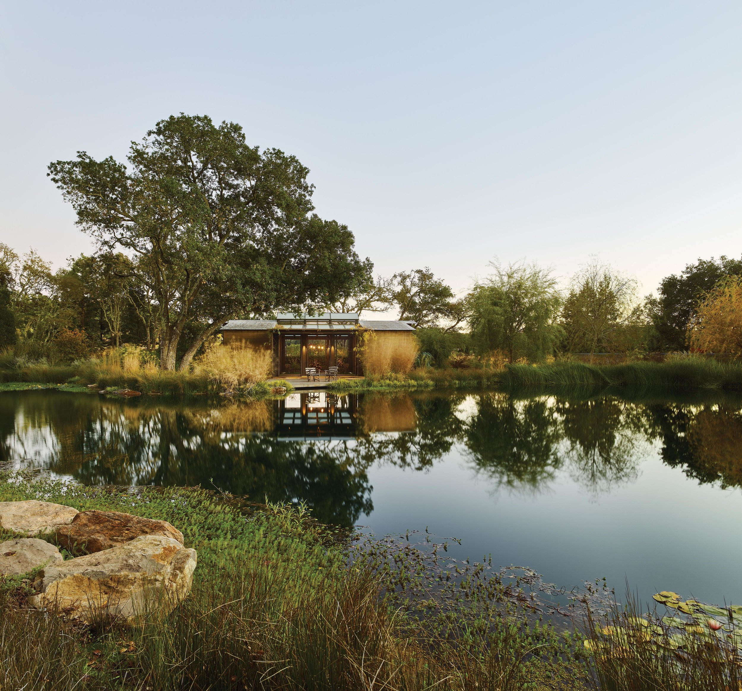 Rudd Greenhouse, Backen & Gillam Architects