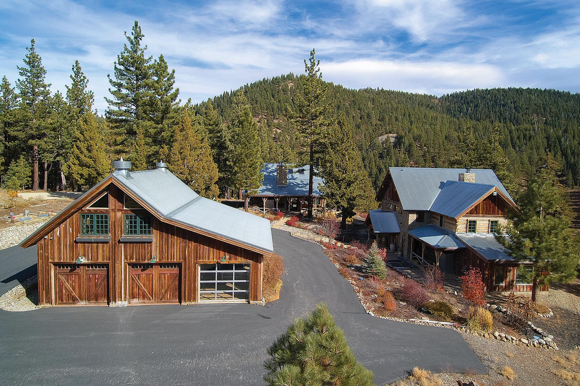 Taspen Ranch, Truckee, CA,  listed for $8,100,000