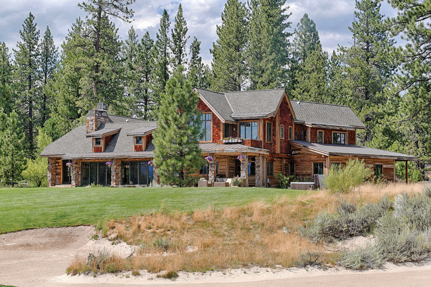 12565 Settlers Lane, Truckee,  listed with Overall & Hamilton Group for $3,500,000