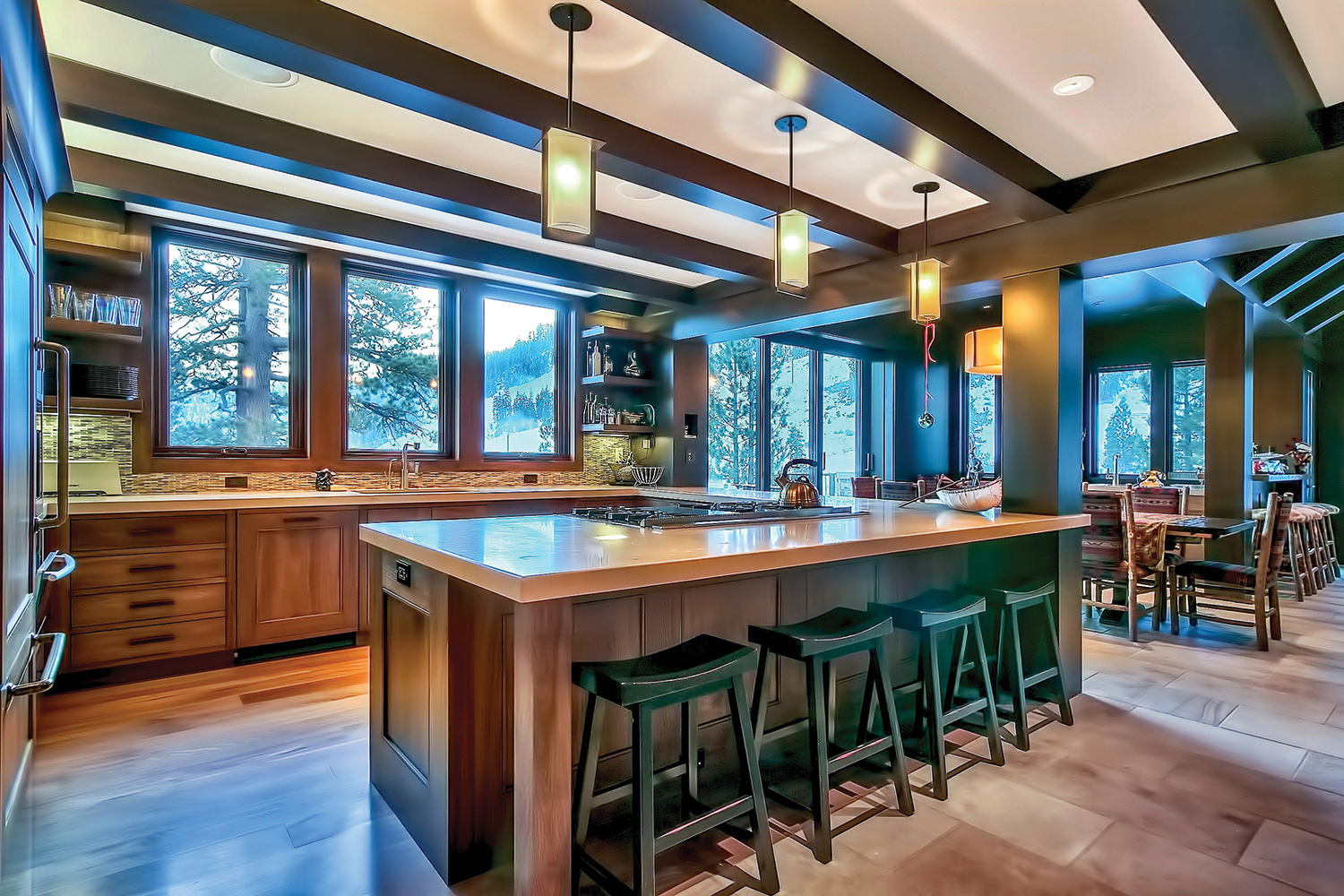 249 Granite Chief, Squaw Valley,  listed with Overall & Hamilton Group for $4,495,000