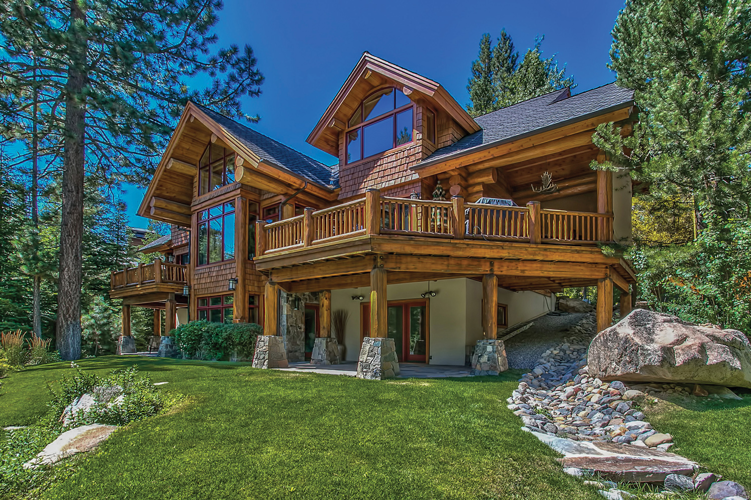 95 Winding Creek, Squaw Valley,  listed with Overall & Hamilton Group for $3,990,000