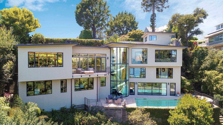408 Golden Gate Avenue, Belvedere, CA, listed for $5,995,000