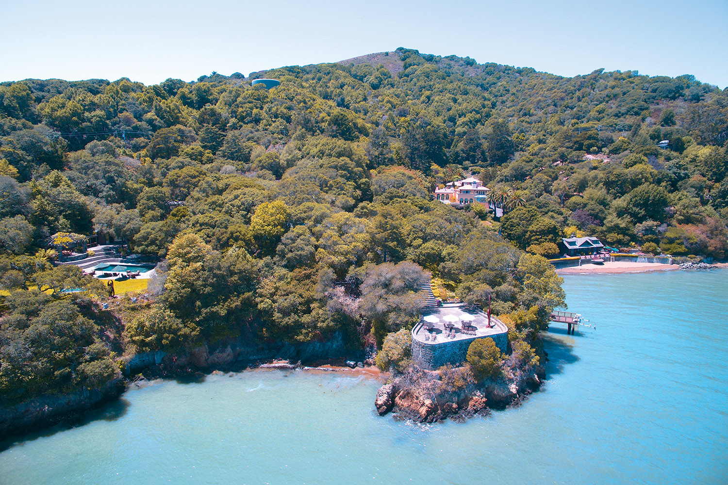 This page: 2900 Paradise Drive, Tiburon, CA, listed for $49,500,000