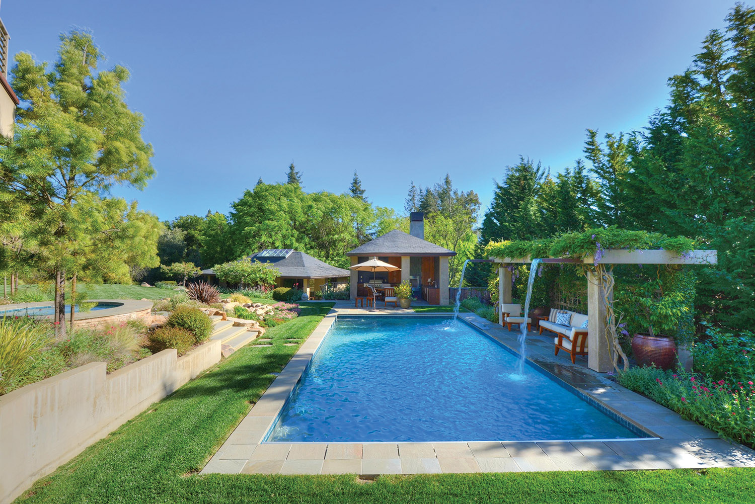 Los Altos Hills Estate,  listed with The Campi Group, Price Upon Request