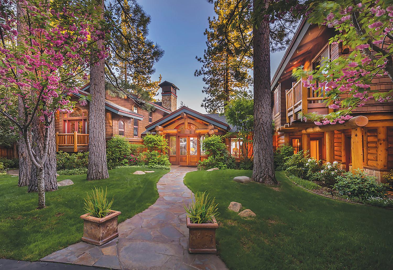 1145 Vivian Lane, Incline Village, NV, listed for $28,500,000