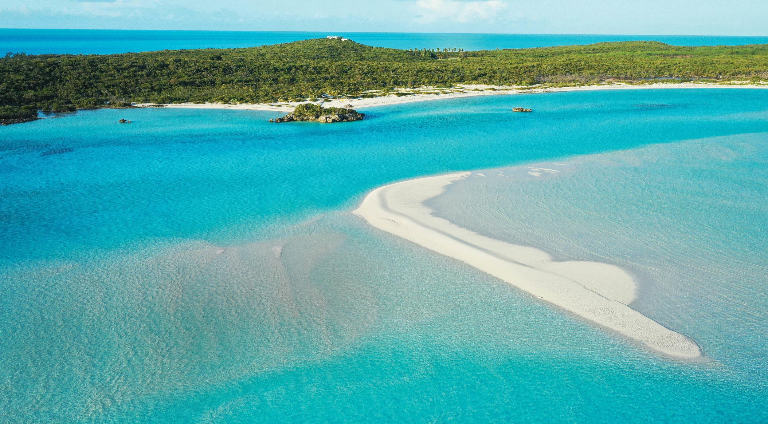 Blue Island | Exuma Cays, Bahamas