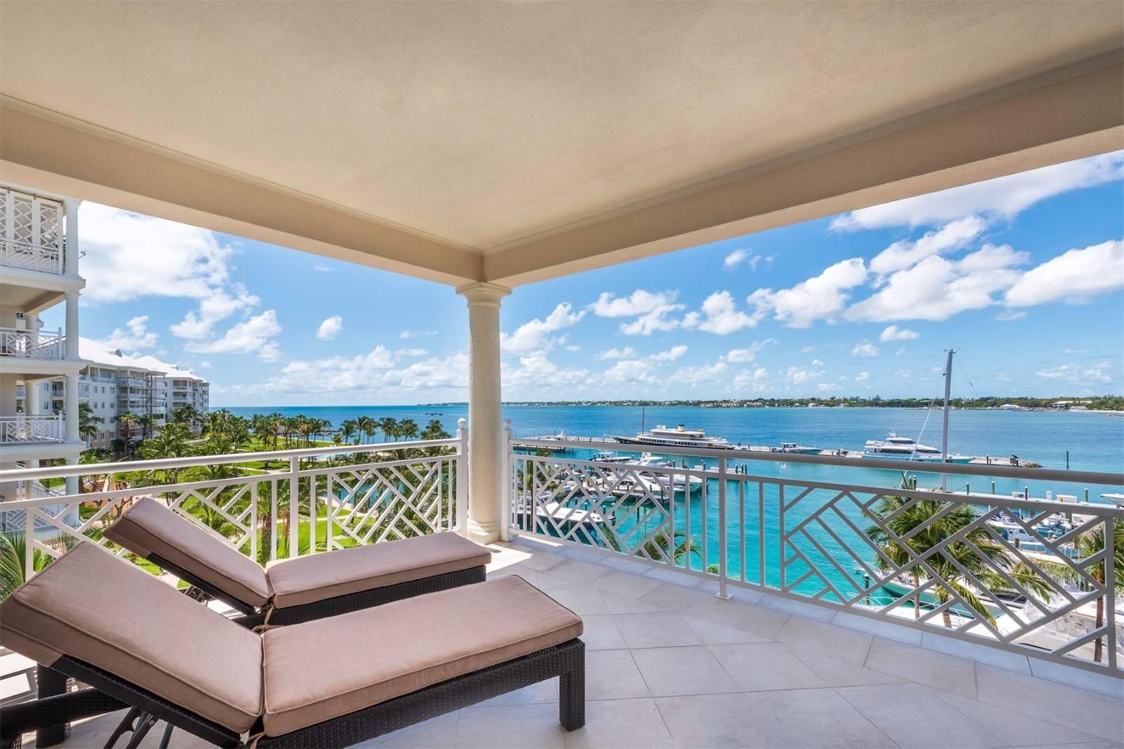 Ocean Club Residences & Marina D4.1 | Paradise Island, Bahamas