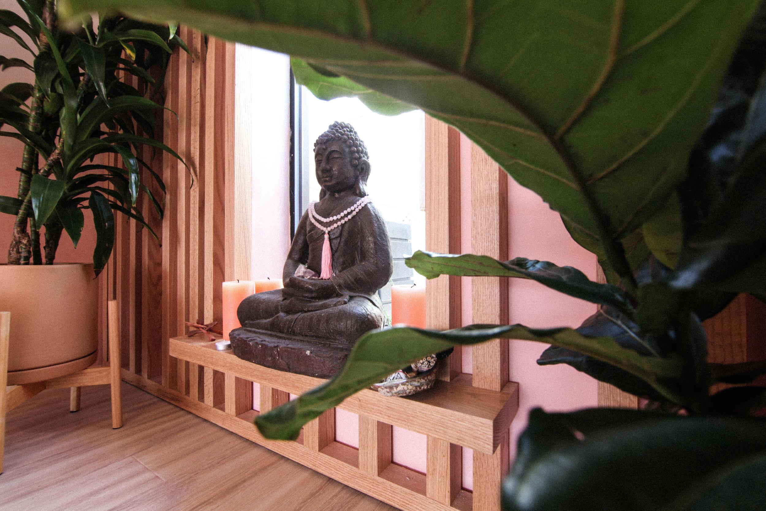 MEDITATION ROOM -
