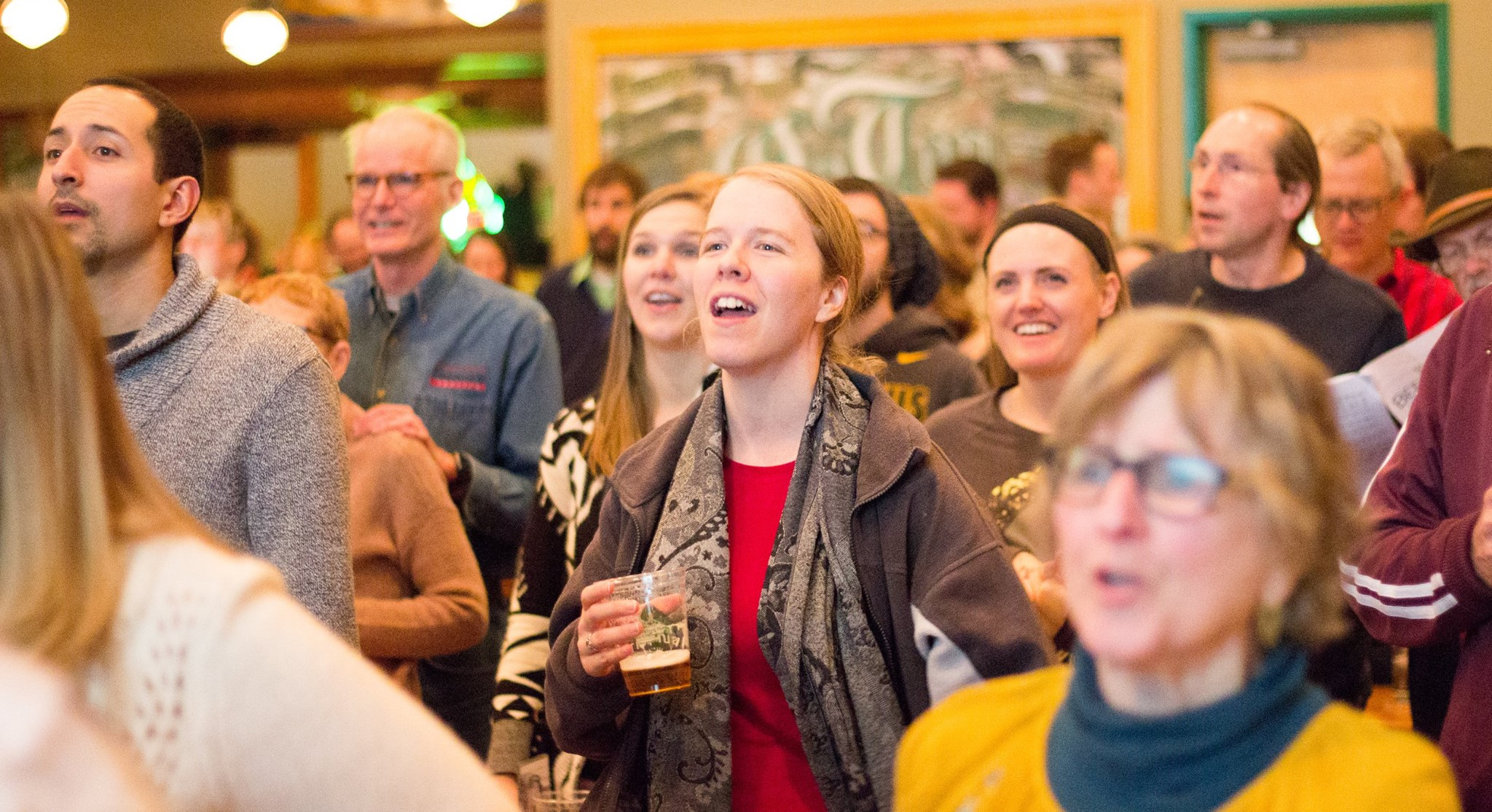 Upcoming Events - When and where is the next Beer Choir Twin Cities event?