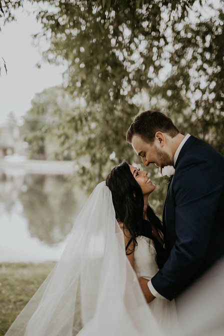 """VAHNESSA + BLAKE - I would recommend Estefania to absolutely everyone! We started connecting a year before my wedding and 3 months before the date when we started getting down to the """"nitty gritty"""" of things she was there every step of the way. I'm a perfectionist when it comes to the small details, and the day of timeline that she put together was outstanding. She contacted all of my vendors and assured my day would run smoothly. She accommodated the last minute changes I was making the DAY before!! We did have some small hiccups the day of and Estefania ensured they were solved quickly and the day ended up being a huge hit. I had many family members and friends come up to me throughout the day and point out how quick she was working and how focused she was on her work! She was so kind to all of my guests and other vendors. I really could keep going for hours about Estefania, if you are looking for someone to make your day absolutely perfect look no further!!!!!"""